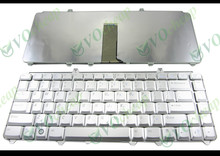 New US Laptop keyboard for Dell for Inspiron 1420 1425 1520 1521 1525 1540 1545 Vostro 1400 1500 XPS M1330 M1530 Silver 0NK750