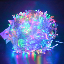 10M 20M 30M 50M 100M Led Christmas String Light Outdoor Fairy Light String Garland Waterproof 110V 220V For Xmas Wedding Party