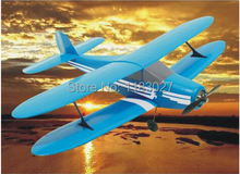 Free Shipping Micro Airplane Model D-17 EPO plane KIT (UNASSEMBLED )RC airplane RC MODEL HOBBY TOY HOT SELL RC PLANE