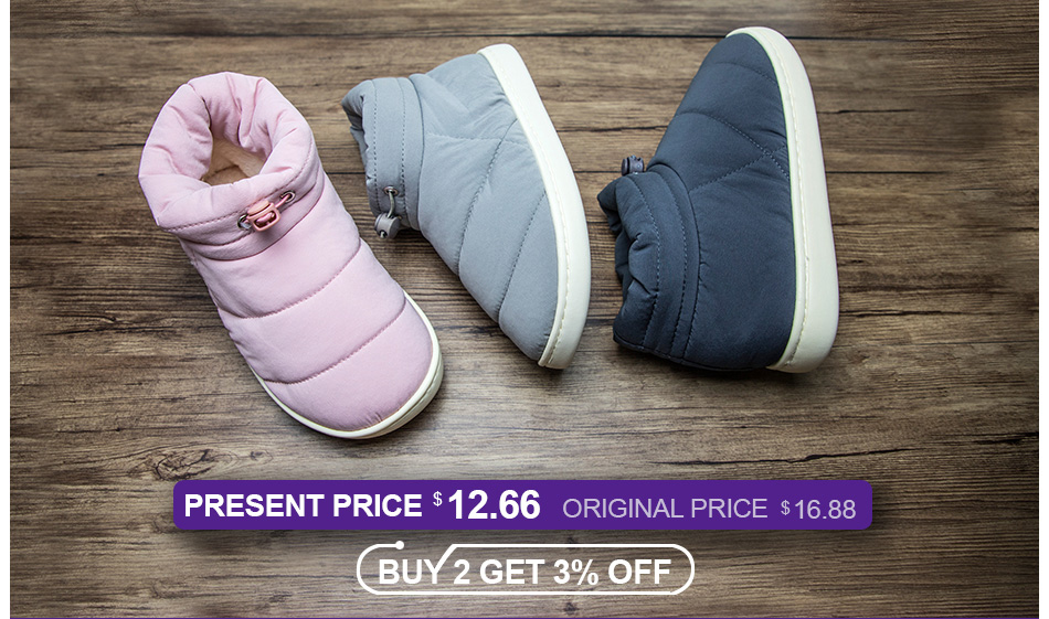 2018 winter flat-bottomed female genuine leather ankle boots soft breathable with warm plush women's shoes fashion buckle