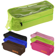 Hot sale Football Boot Shoes Bag Sports Rugby Hockey Travel Carry Storage Case Waterproof handle design convenient to carry(China)