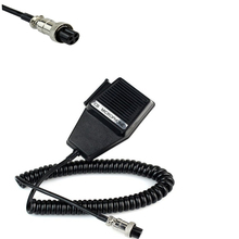 Workman CM4 CB Radio Speaker Mic Microphone 4 Pin for Cobra/Uniden Car CB Radio Mic Walkie Talkie Hf Transceiver Accessories