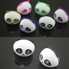 Universal 2pcs car-styling Panda Car Perfumes 5ml Solid Air Freshener Air Conditioning Vent Flavoring In the Car parfums