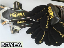 Boyea 4 Star Honma S-03 Full Set Golf Clubs Driver +Fairway Woods + Irons + Putter R/S Flex Graphite Shaft With Head Cover