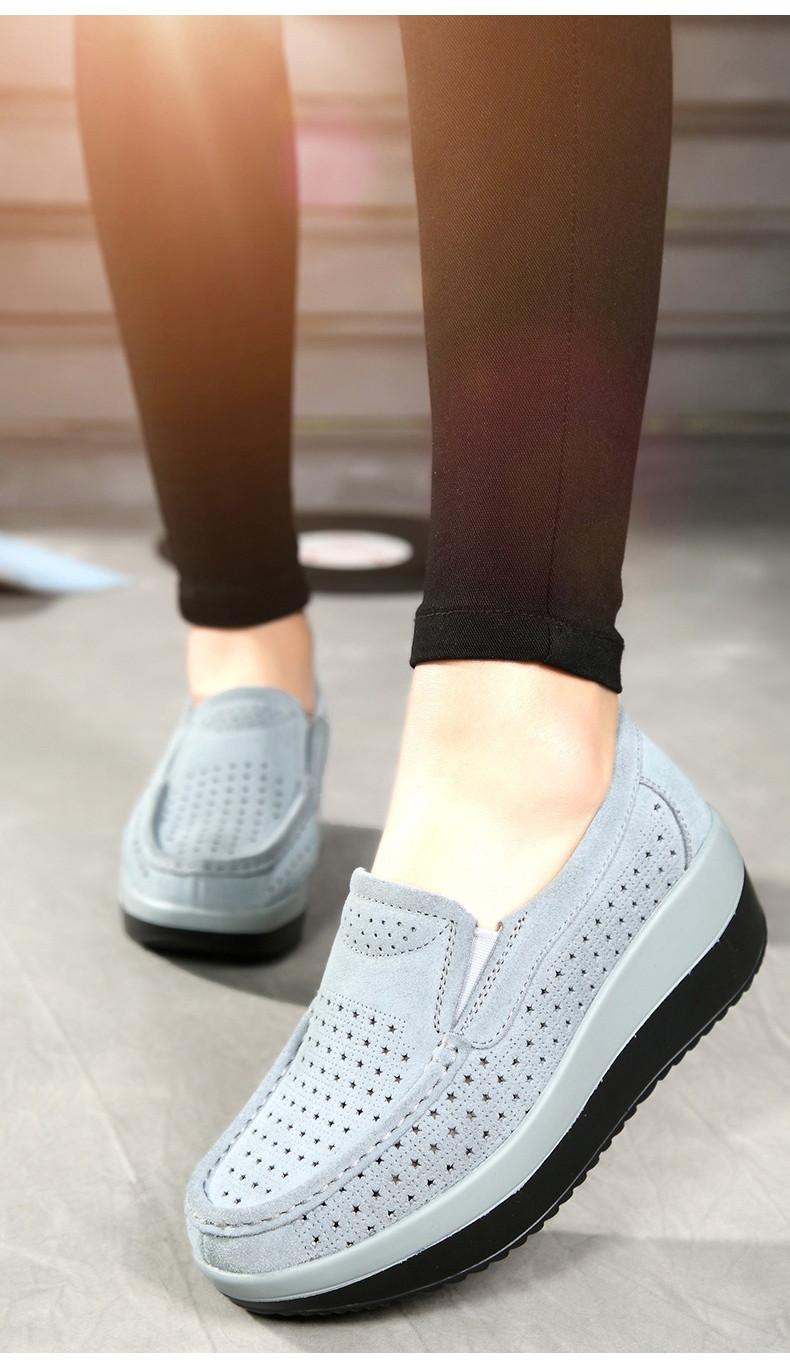 HX 3213-1 (9) 2018 Flatforms Women Shoes Summer