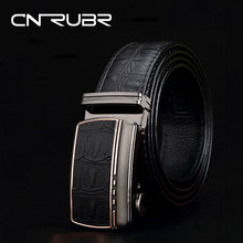 Buy CNRUBR Design Sculpture Mens Belts Cow Genuine Leather Belts Automatic Buckle Girdle Straps High Business Male Belts for $18.77 in AliExpress store