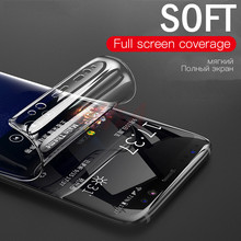 Buy H&A 3D Curved Soft Screen Protector Samsung Galaxy S9 S8 Plus Note 8 S7 Edge Full Cover Protector Film Tempered Glass for $2.15 in AliExpress store