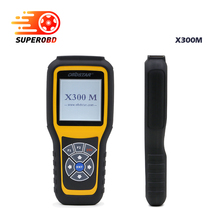 OBDSTAR X300M OBD2 Odometer Correction X300 M Mileage Adjust Diagnose Tool (All Cars Can Be Adjusted Via Obd) Update By TF Card(China)