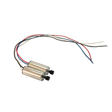 Visuo XS809HW XS809W Spare Parts Motors Engine Origin RC Quadcopter Spare Parts CW/CCW Motor(China)