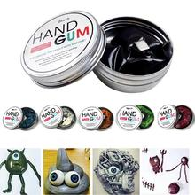 Magnetic Mud Toy Magnetic Rubber Strong Plasticine Hand Gum Putty Magnet Clay Awesome Education Novelty Toys Gift