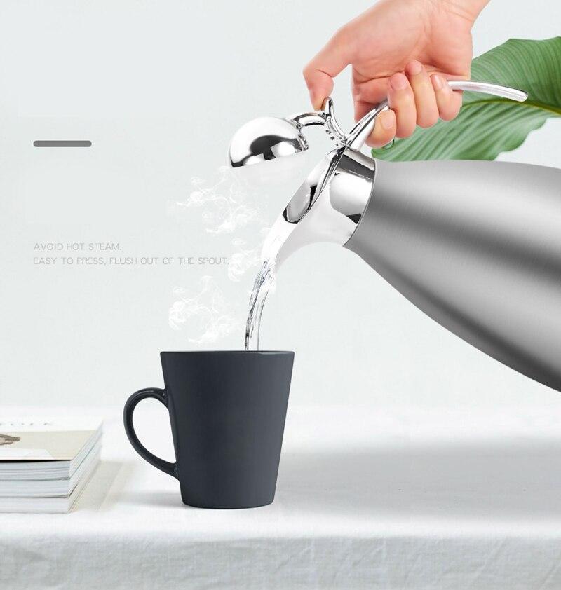 Vacuum Flasks Insulation9