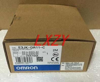 Free Shipping 1pcs/lot Authentic Diffuse reflection type photoelectric E3JK-DN11-C<br>