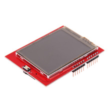 1PC 2.4 inch LCD TFT Part Diagonal LCD TFT Display Touch Screen 8 Bit digital interface plus 4 control lines for Arduino UNO