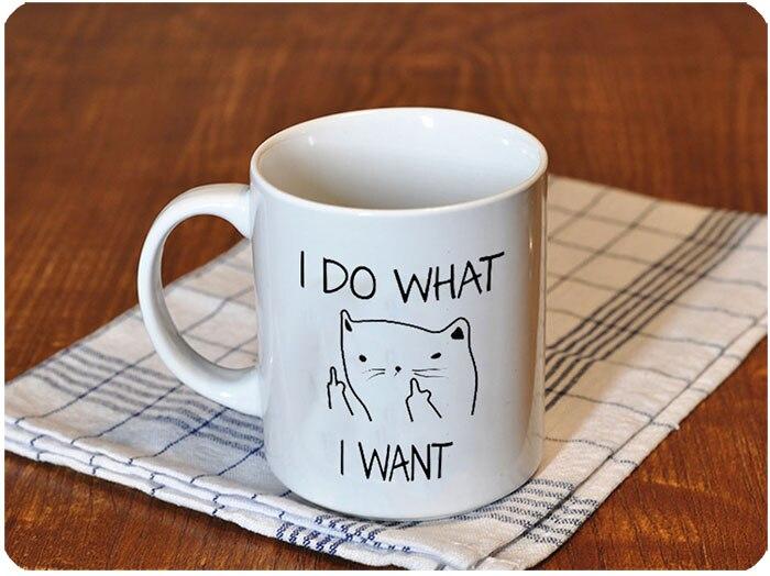 Funny Cat Mug 9