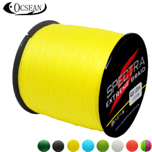 SPECTRA 1000M 10-40LB PE Multifilament Braided Fishing Line Super Strong Japan 4 Strands Carp Fishing Rope Cord For All Fishing(China)