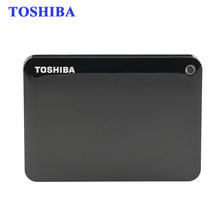 "Toshiba Canvio Connect II 2.5"" External Hard Drive 1TB USB 3.0 HDD Desktop Laptop Encryption Hard Disk Storage Devices HD Disk"