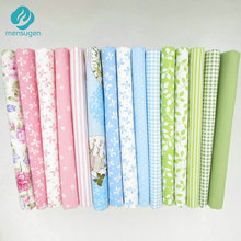 Cotton Fabric by Half a Meter for Patchwork Quilts Cushions Pillows Sewing Fabric Tilda Doll Cloth Tela patchwork algodon(China)