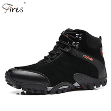 Fires Outdoor Sport Boots Mens Hiking Shoes for Men Outdoors Walking Shoes Women Trekking Boot Climbing Shoes Botas size 38-45