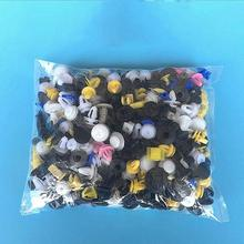 150 Pcs Bumper Fender Cover Automotive Plastic Auto Trim Clip Fasteners For Cars Car-styling