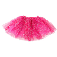 New Fashion Girls Tutu Skirts Baby Ballerina Skirt Childrens Chiffon Fluffy Pettiskirts Kids Hallowmas Casual Candy Colors Skirt