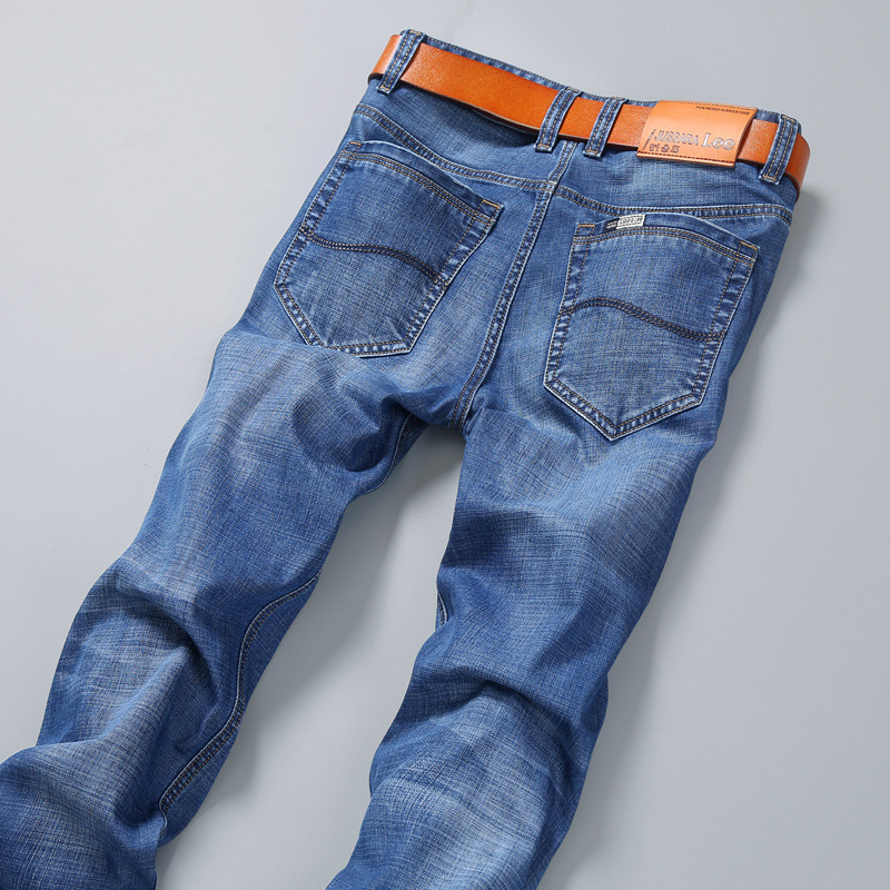 New 2017 famous brand men jeans male blue jeans  male denim pants  High Quality long man trousers jeans for men Cotton  Y396Одежда и ак�е��уары<br><br><br>Aliexpress