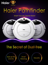3 year warranty! Original Haier Pathfinder robot Vacuum Cleaner for Home with Remote control Self Charge ROBOT ASPIRADOR