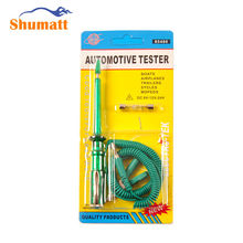 Automotive Car Circuit Test Leads DC 6V 12V 24V Voltage Auto Vehicle Lighting Diagnostic Repair Tools RTK022