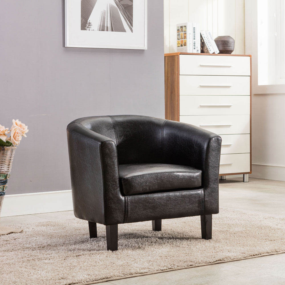 contemporary leather chairs reviews  online shopping contemporary  - living room chair modern leisure chair faux leather sofa contemporaryarmchair hot sale
