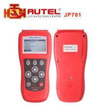 2017 Best  Autel MaxiScan JP701 Professional Aisa Vehicle Diagnostic tool JP 701 OBDII EOBD Code Reader scanner free shipping
