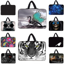 "Notebook Computer 16"" 17"" inch Fashion Waterproof Protective Laptop Bags For Dell Alienware M17x 17.3"" 17.4"" Laptops Bag Cover(China)"
