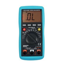 All-Sun EM420A Digital Multimeter Continuity Diode Transistor Battery Tester Measuring Current With AC/DC Multimeter(China)