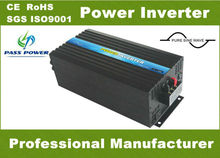 Manufacturer directly sell, CE&ROHS Approved, one year warranty,  50Hz or 60Hz 3000w/3kw power inverter, Solar Inverter 3000W