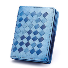 2018 card holder genuine leather business women wallet credit card holder book ID card case driver license Purse passport Wallet(China)