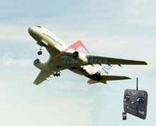 TSRC EPO 70MM EDF A320 RC RTF Plane Model W/ Brushless Motor Servo ESC Battery(China)