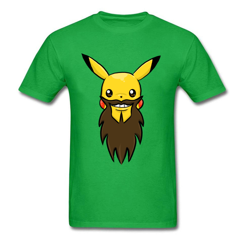 Happy Pika Beard_green