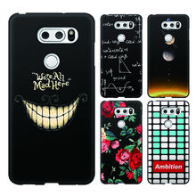 Buy EiiMoo Mobile Phone Case LG V30 Case H930 H933 Cute Cartoon Printed Soft Silicone Back Cover LG V30 V 30 Case Luxury for $2.18 in AliExpress store