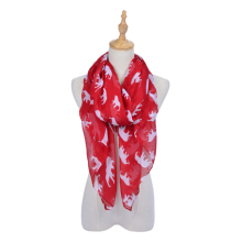 Cute Elephant Gift lady's Scarves long shawl pashmina Skull cotton scarf wrap Luxury Brand Swallow Summer Beach Sun Block