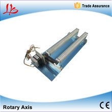 Laser CNC router machine rotary axis / rotary jig / cylinder engraving rotary axis / use for laser engraving machine