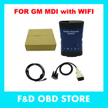 Lastest V17.2 for GM MDI with WIFI for gm diagnostic tool for gm mdi for opel mdi car diagnostic tool without software DHL free