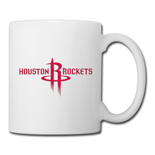 Houston Basketball Logo coffee mug smart children tazas ceramic tumbler caneca tea Cups