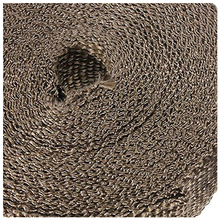 High Quality 10m x 5cm x 2mm Headband Exhaust Insulation Tube Collector Turbo High Heat Wrap Brown + 10 Necklaces