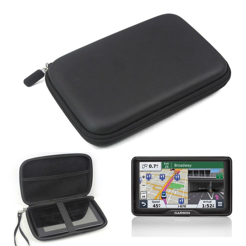 "Magellan GPS SAT NAV 6/"" Carrying Case Bag for Garmin nuvi 65LM 65LMT 66LM 66LMT"