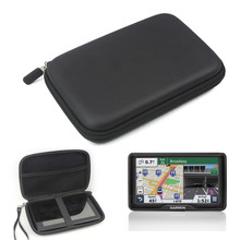 "7"" Inch Hard Outdoor Traveling Protect Case Bag Portable Bag Cover For 6"" 7'' Garmin Nuvi Kindle Fire Magellan GPS Navigator(China)"