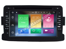 "7"" Octa-Core Android 6.0 OS Special Car DVD for Renault Duster 2009-2017 & Renault Logan 2004-2017 & Renault Sandero 2007-2017"