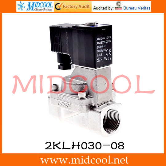 Original AirTAC Fluid control valve 2KL Series(Direct-acting and normally opened) 2KLH030-08<br><br>Aliexpress