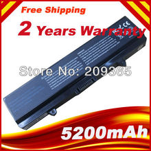 LAPTOP battery for Dell 312-0625,312-0633,FOR Inspiron 1525 1526 1545 RN873,WK379,X284G,XR693,GW252 RU586 rechargeable battery
