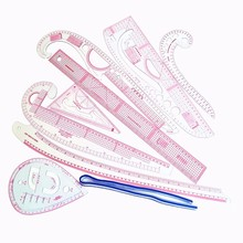 papelaria Sewing Quilting Rulers Curve Ruler diagnostic Tool for Tailoring  Set Shtangeltsirkul