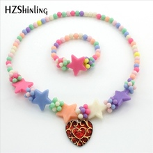 HZShinling the Legend of Zelda Heart Pendant Necklace Trendy Glass Dome Blue Red Green Heart Pendant Glass Zelda Jewelry(China)