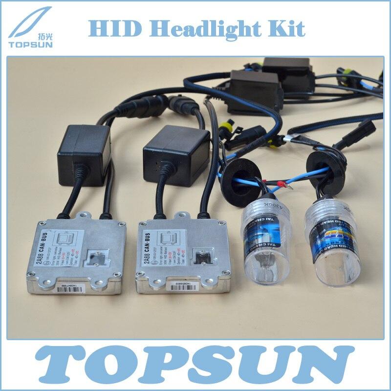 Car Headlight Kit Hyluxtek 2A88 CAN-BUS ballast &amp; Chinese Top Brand TC 35W H1 H3 H7 H11 9005 9006 HID Xenon Bulb, Free Shipping<br><br>Aliexpress