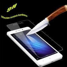 9H Safety Protective Film Xiaomi redmi 3 3S 4 X Pro A1 black shark Tempered Glass Screen Protector Film Redmi 5 plus